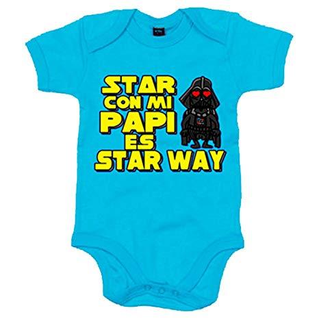 The Fan Tee Body de NI/ÑOS Star Wars Dark Vader Han Solo Fuerza Yoda Leia