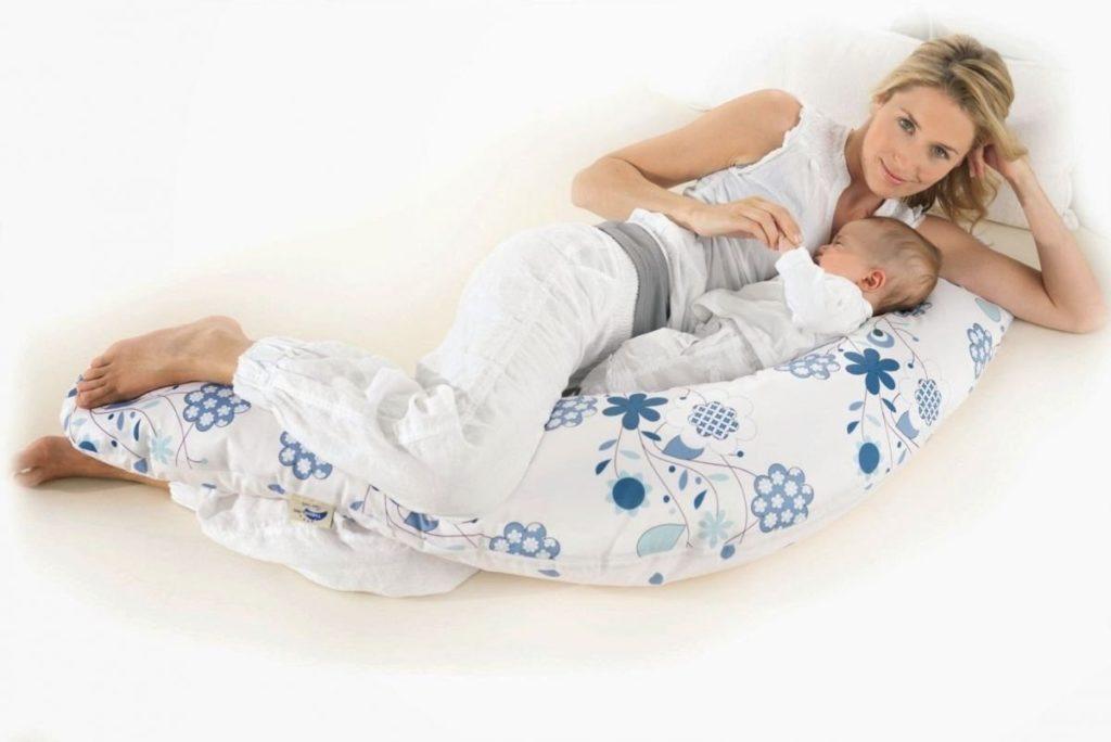 Cojin Lactancia Org/ánico OEKO-TEX/® Cojin Bebe Cojin para Amamantar Almohada-s de Lactancia Materna