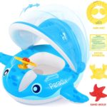 Peradix Flotador para Bebé con Asiento