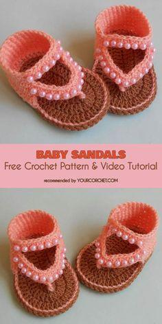 Top Mejores Zapatos Para Bebes Tejidos A Crochet 2021